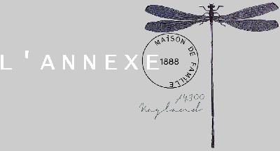 Annexe 1888 – Hotel Chambres d'hotes Magland Logo